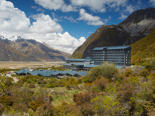 Mount Cook Special Stay Neuseeland